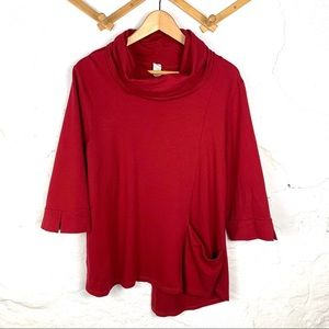 Chalet Assymetrical Sweater